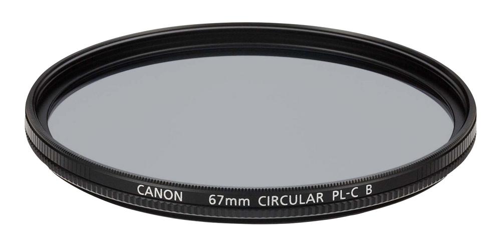 Canon PL-C B Polfilter (67 mm) 100555