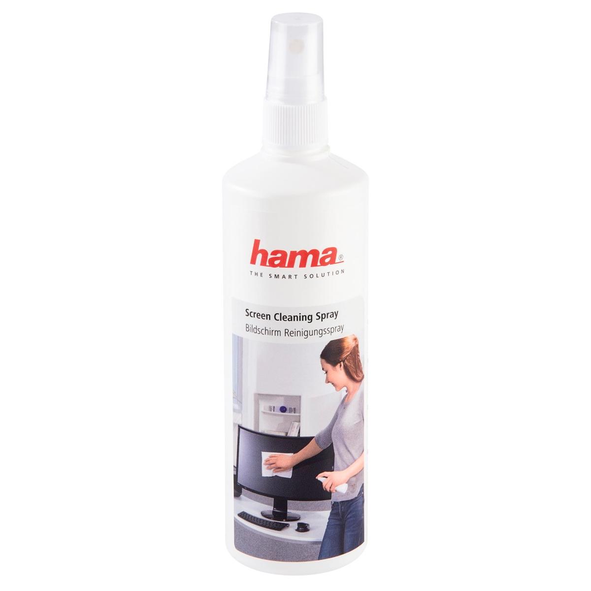 Hama Bildschirm Reinigungsspray 250 ml 103651