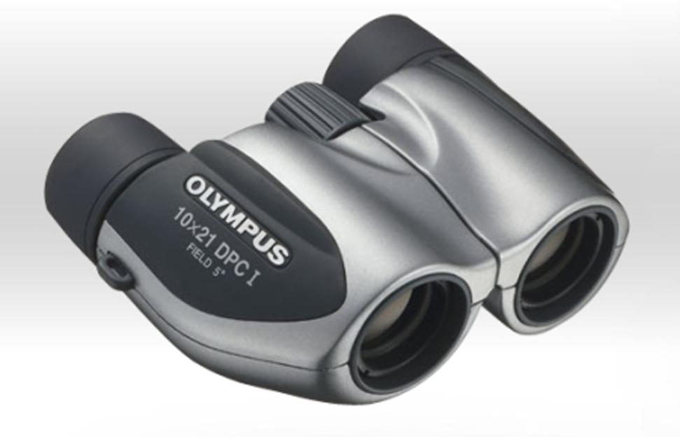 Olympus 10x21 DPCI silber, Fernglas 106761