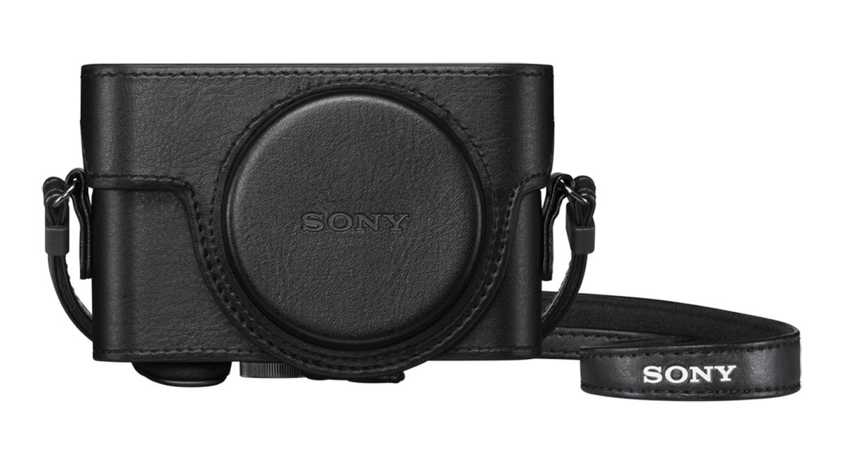 Sony LCJ-RXK schwarz Tasche RX100-Serie 107444