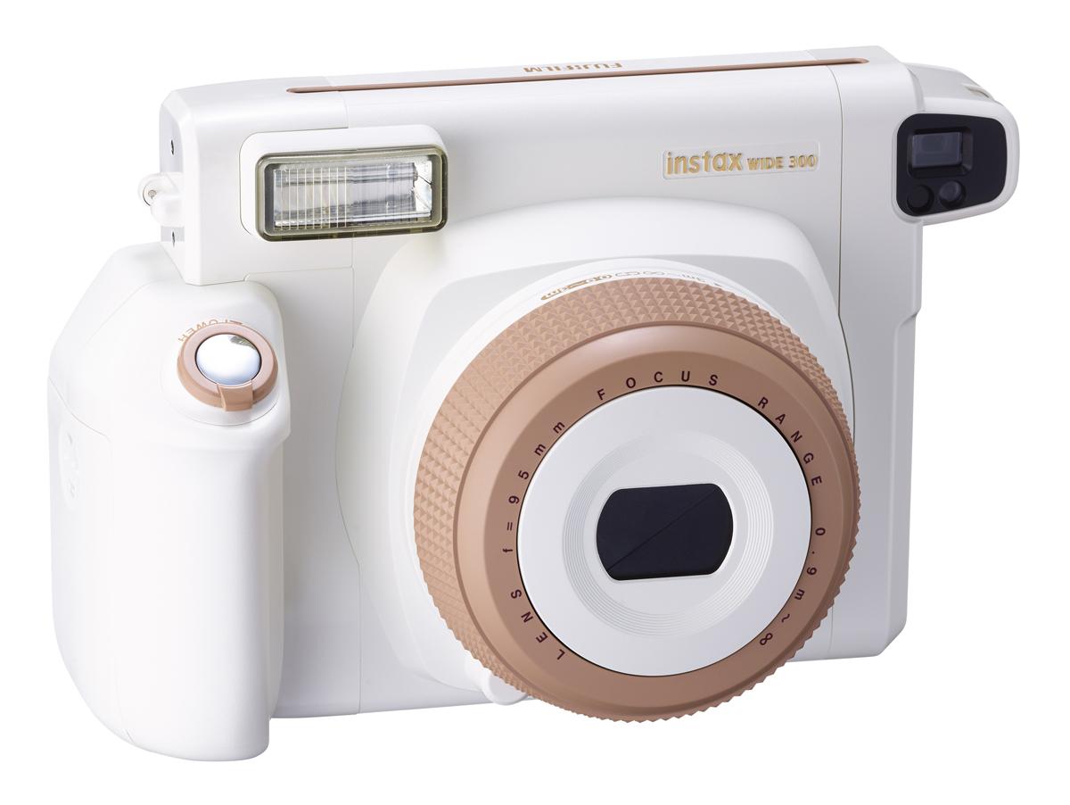 Fujifilm Instax WIDE 300 toffee, Sofortbildkamera 109019