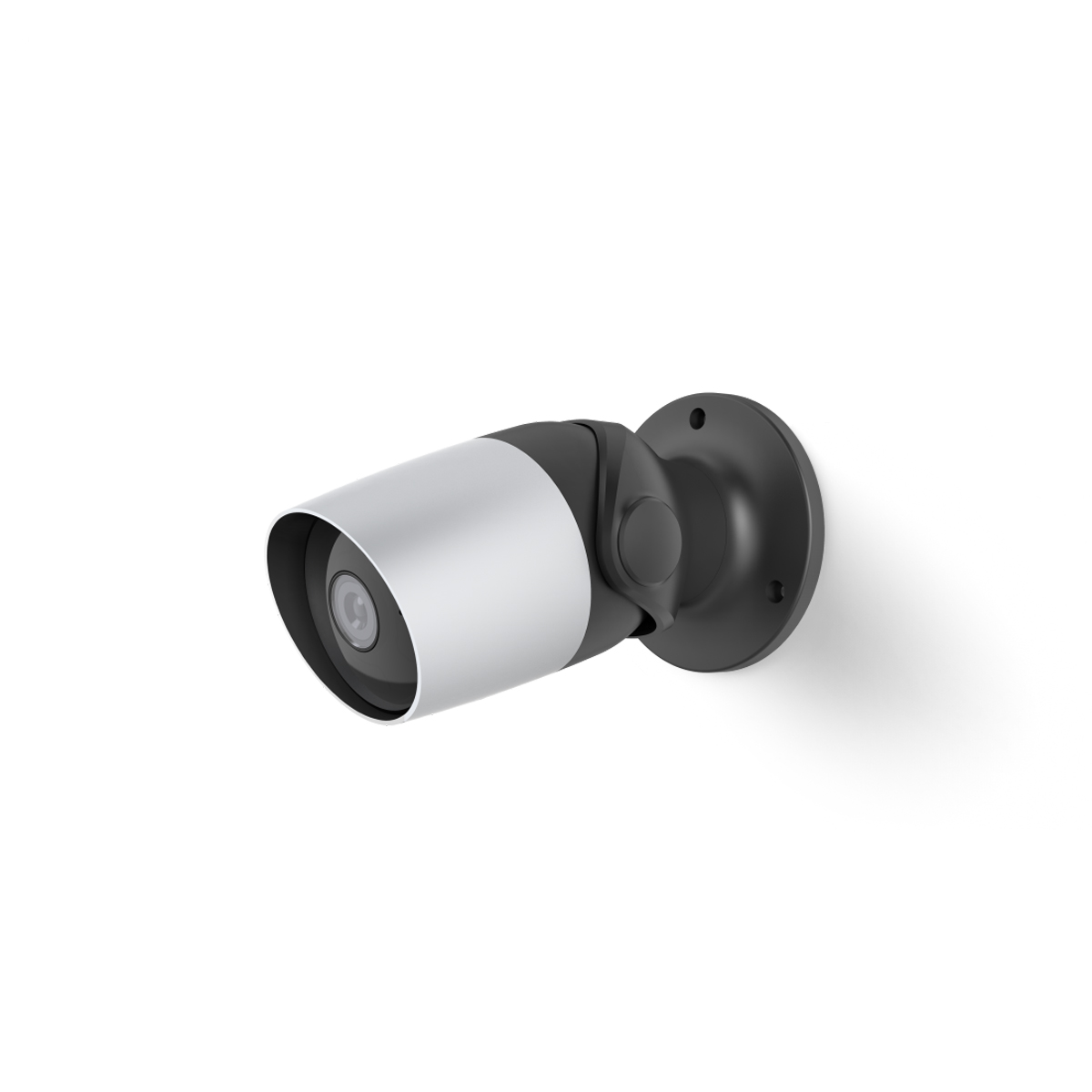 Hama Überwachungskamera schwarz/silber WLAN, für außen, Nachtsicht, ohne Hub 110212