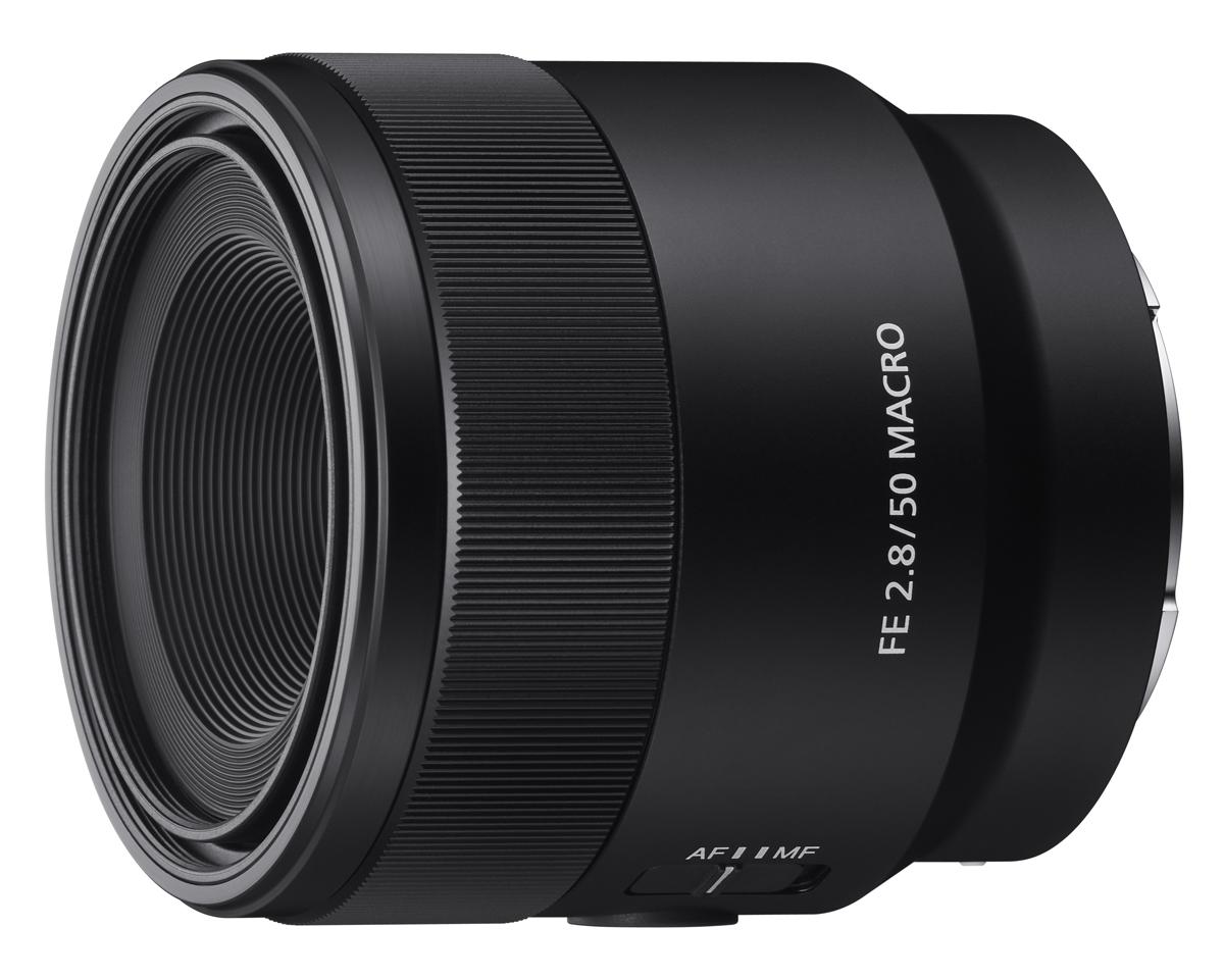 Sony SEL FE 2,8/50 mm Makro Objektiv 14371