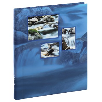 Hama Singo 28x31 blau, Selbstklebealbum 20 Seiten, selbstklebend 44012