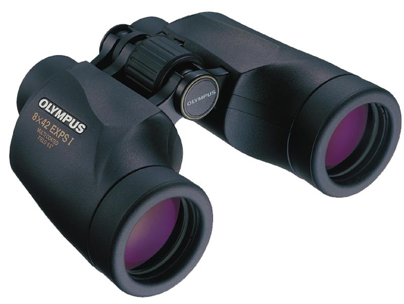 Olympus Premium 8x42 EXPS I schwarz Fernglas 52957