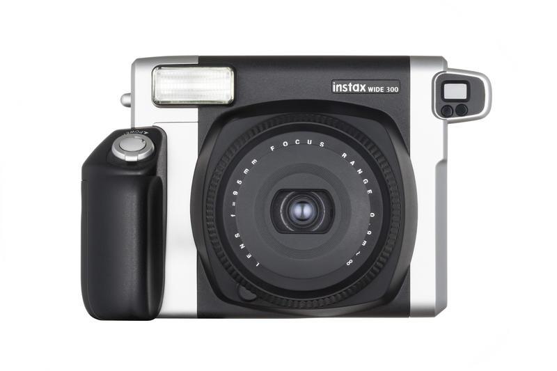 Fujifilm Instax WIDE 300 schwarz Sofortbildkamera 91017