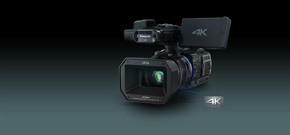 HC-X1000E 4K Semi-Pro Camcorder